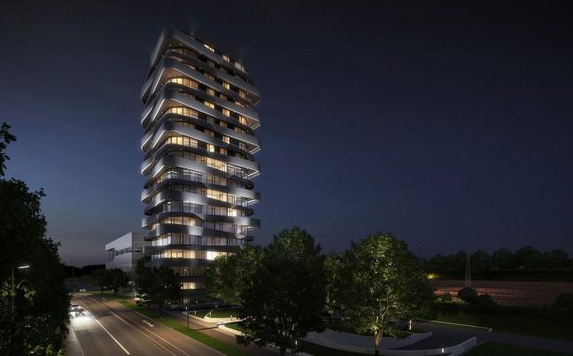 Wohn- und Geschäfsthaus SKY Bietigheim-Bissingen