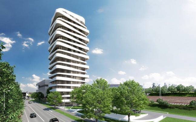 Wohn- und Geschäftshaus SKY Bietigheim-Bissingen