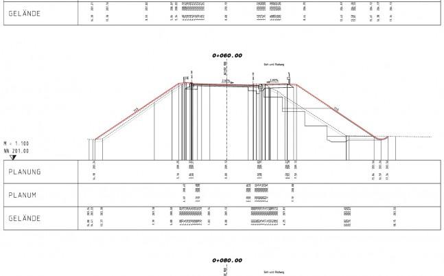 0649_Querprofile L 1124 (Achse 100) - Blatt 1_ausschnitt