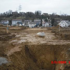 Erschließung TB Wohngebiet Spindelberg Besigheim