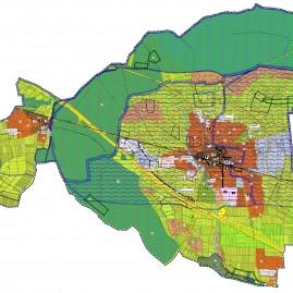 Flächennutzungsplan Rutesheim