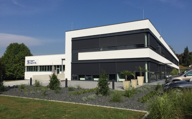 team technik Ludwigsburg-Poppenweiler