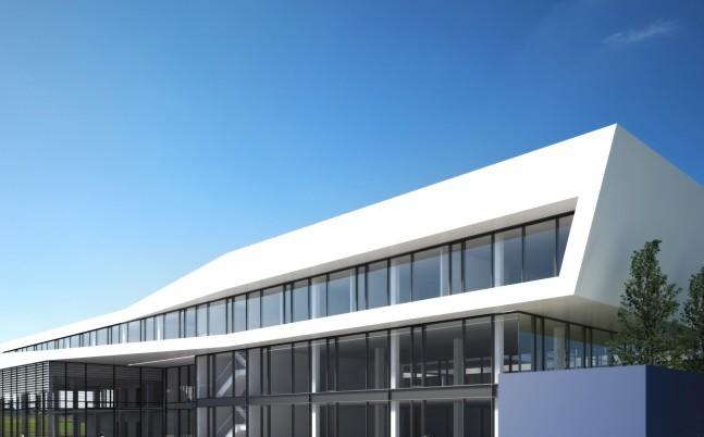 Neubau Forschungszentrum